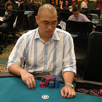 Day 1A Chip Leader - Jason Coe